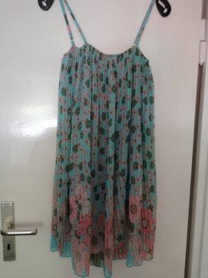 Plissee Kleid Gr. 38