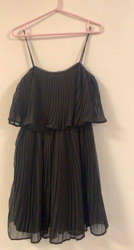 Plissee Kleid von ZARA