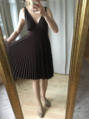 Plissee Party-Kleid