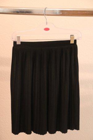 Jacqueline de Yong Pleated Skirt black