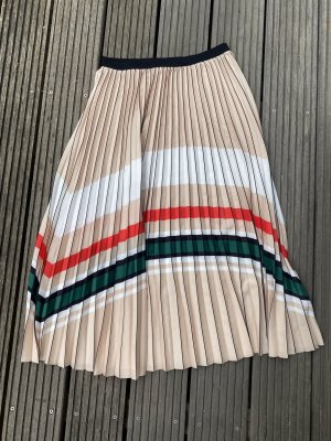 Claudie Pierlot Pleated Skirt multicolored