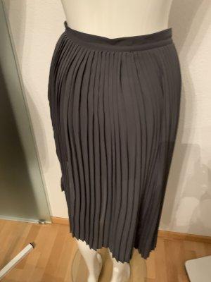 Zara Pleated Skirt grey