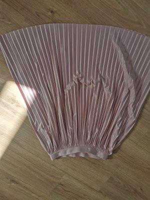Tally Weijl Plisowana spódnica jasny różowy