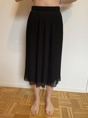 Zabaione Jupe plissée noir