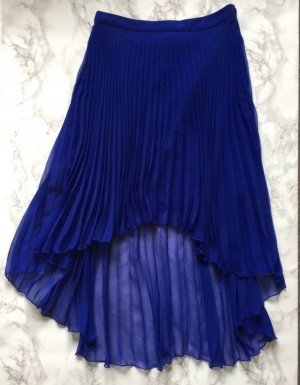 Pleated Skirt blue