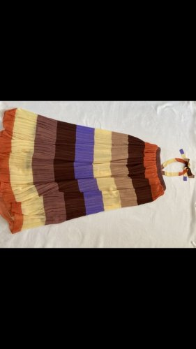 Second Female Abito con corpetto multicolore