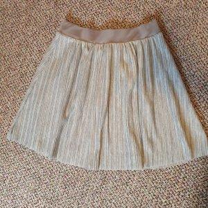 Urban Classics Pleated Skirt light grey