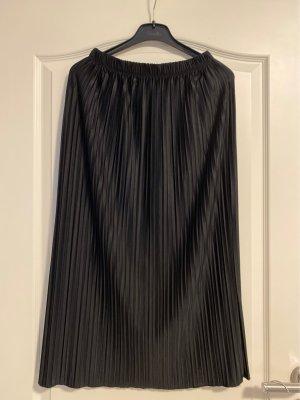 Zara Jupe plissée noir