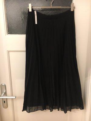 Asos Falda plisada negro