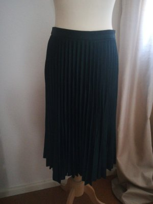 Reserved Pleated Skirt petrol