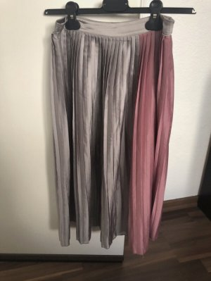 Reserved Pleated Skirt silver-colored-rose-gold-coloured