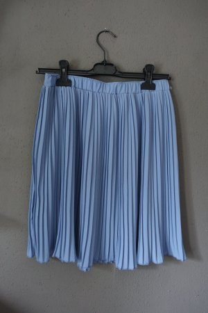 Unic Pleated Skirt multicolored mixture fibre