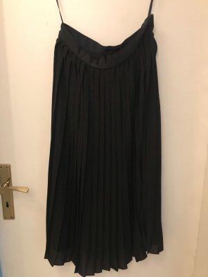 Tommy Hilfiger Falda plisada negro