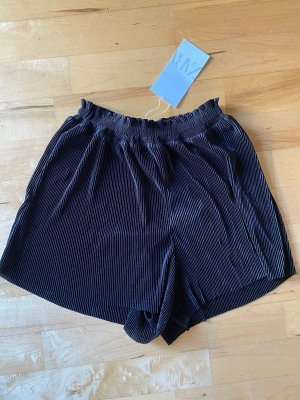 Plissierte Shorts Zara