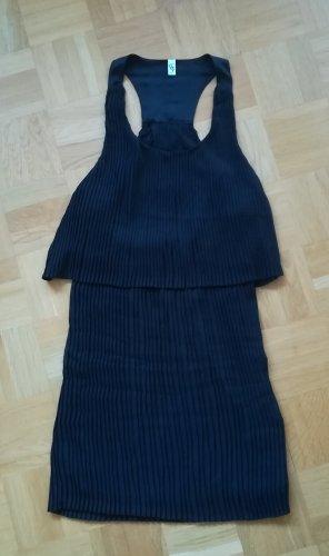 Vero Moda Sukienka mini czarny