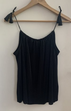H&M Strappy Top black
