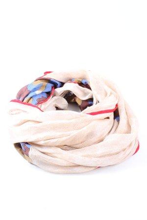Plomo o plata Halstuch abstraktes Muster Casual-Look