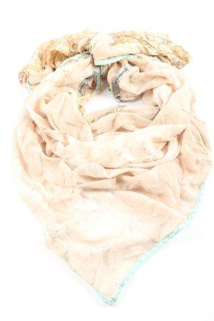 Plomo o plata Foulard motif abstrait style décontracté
