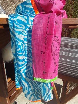 Plomo o plata Silk Cloth multicolored silk