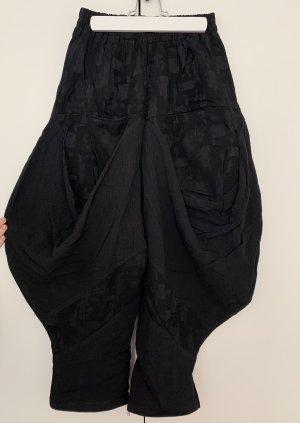 Made in Italy Pantalone alla turca nero