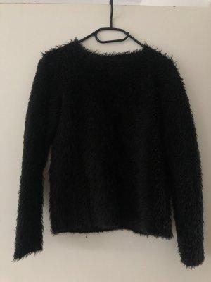 Plüsch-Pullover