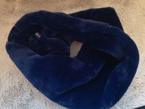 Even & Odd Bufanda tubo azul oscuro
