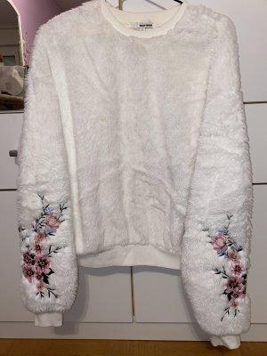 Tally Weijl Crewneck Sweater white