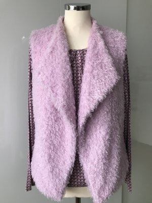 Rabe Fake Fur Vest multicolored synthetic