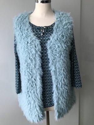 Thomas Rabe Fake Fur Vest multicolored polyester