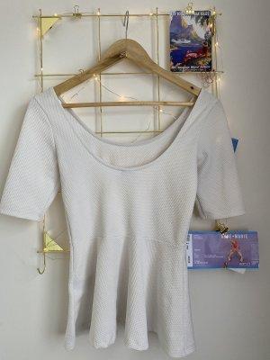 Apricot T-Shirt white