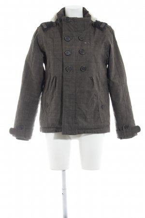 PLUSMINUS created by Chiemsee Winterjacke taupe Casual-Look