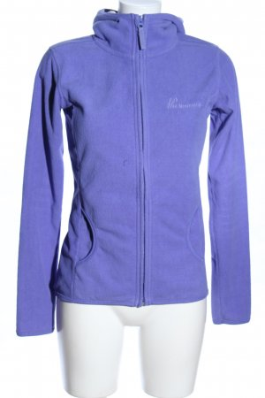 Plusminus Fleecejacke blau Casual-Look