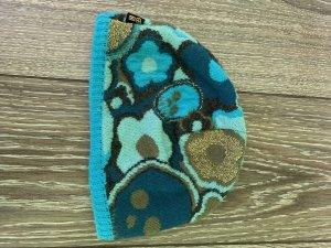 Plusminus Cappello in tessuto multicolore