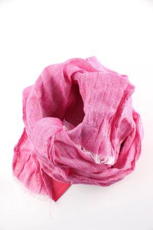 Halstuch pink meliert Casual-Look