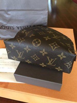 Louis Vuitton Pochette marrone-crema