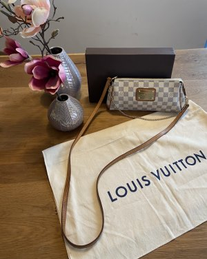 Pochette Eva Damier Azur Louis Vuitton