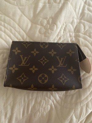 Louis Vuitton Bolsa de Cosmeticos marrón