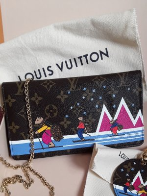 Pochette weekend Original Louis Vuitton limited Christmas Edition 2018, neu und ungetragen