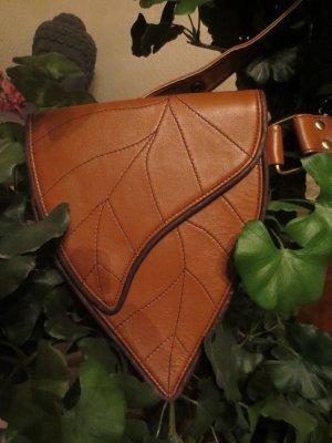 Pocket Belt Leaf - Gürteltasche Blatt Nature Fairy Gipsy - Medizinbeutel - Bohemian - Hippie - Waldelfe - Goa