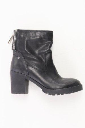 Poelman Stiefel schwarz Größe 38