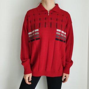Pohland 54 Oversize Pullover Hoodie Pulli Sweater Strickjacke Top Oberteil True Vintage