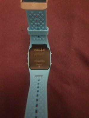 Polar Zegarek cyfrowy jasnoniebieski