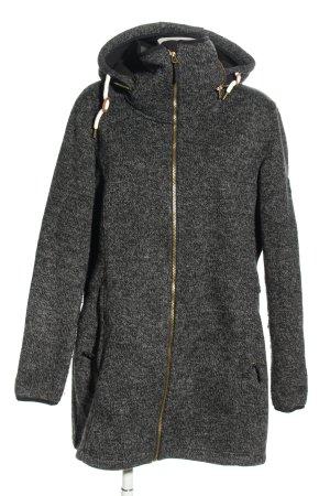 polarino Outdoor Jacket light grey flecked casual look