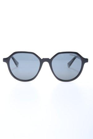 """Polaroid eckige Sonnenbrille """"PLD 6111/S"""" schwarz"""