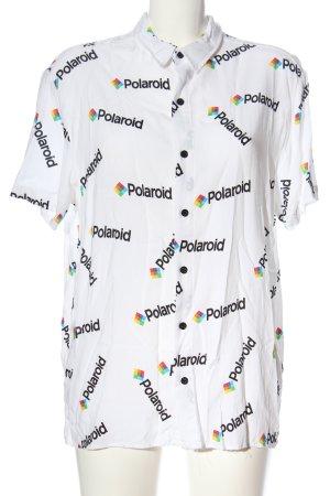 Polaroid Kurzarm-Bluse