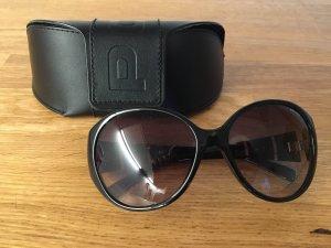 Police Gafas de sol ovaladas negro