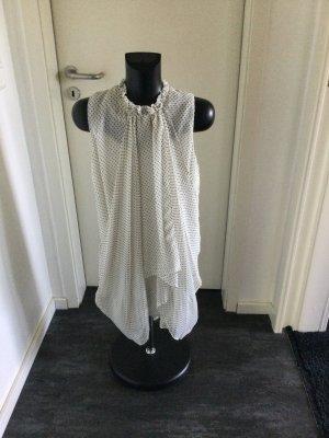 Polka Dots ärmelloses Sommerkleid