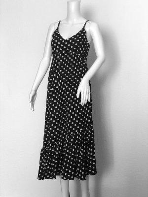 Polka Dots Midi Kleid