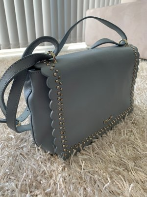Pollini Handtasche mit Nieten