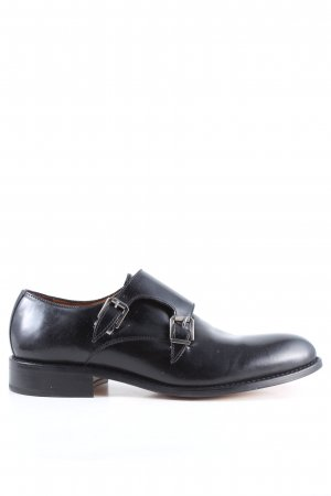 Pollini Slip-on Shoes black casual look